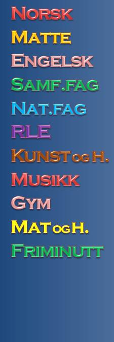 innlæring av bokstaver